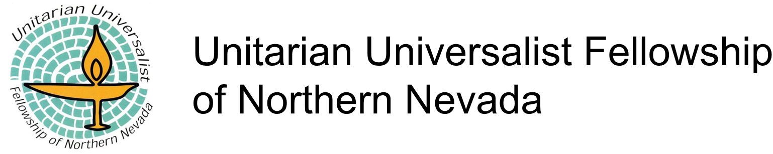 Unitarian Universalist Fellowship of Northern Nevada Logo